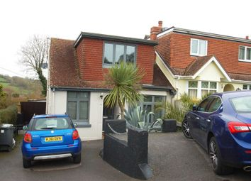 Thumbnail 4 bedroom semi-detached house to rent in Longpark Hill, Maidencombe, Torquay
