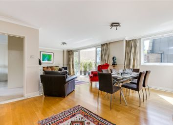 Thumbnail 3 bed flat for sale in Whaddon House, William Mews, London