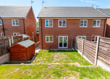 4 bed semi-detached house for sale in Saddlecote Close, Manchester M8