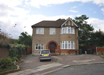 Thumbnail 8 bed detached house for sale in Ridge Close, London