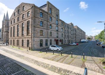 Thumbnail 2 bed flat for sale in Commercial Street, Edinburgh