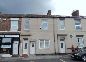 Thumbnail 4 bed terraced house for sale in Widdrington Terrace, West Percy Street, North Shields