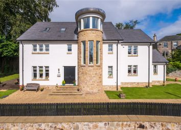 Thumbnail 5 bed detached house for sale in Turaideach, 1 Comely Park Lane, Dunfermline, Fife