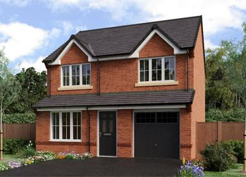 "Thumbnail 3 bed detached house for sale in ""The Larkin"" at Netherton Colliery, Bedlington"