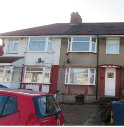 Thumbnail 3 bed terraced house for sale in Dale Avenue, Edgware
