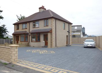 Thumbnail 3 bed semi-detached house to rent in White Lund Road, Morecambe