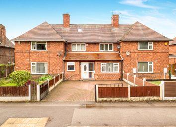 Thumbnail 3 bedroom terraced house for sale in Ravensworth Road, Bulwell, Nottingham