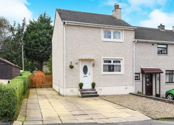 Thumbnail 2 bed end terrace house for sale in Cessnock Place, Kilmarnock