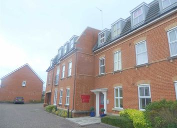 Thumbnail 2 bed flat to rent in Kimmeridge Court, Swindon, Wiltshire