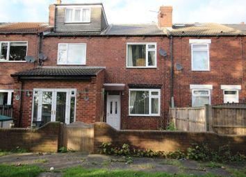 2 bed terraced house for sale in South View, Featherstone, Pontefract, West Yorkshire WF7