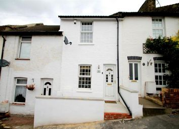 Thumbnail 3 bedroom terraced house to rent in Hamerton Road, Gravesend, Kent