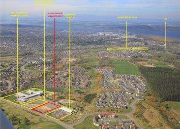 Thumbnail Land for sale in Development Site, Inshes Road, Milton Of Leys, Inverness