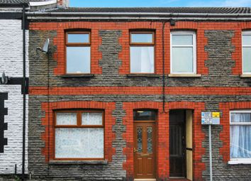 Thumbnail 2 bed terraced house for sale in Salop Street, Caerphilly