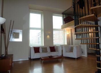 Thumbnail 2 bed flat to rent in 27 Wellington Street, Leeds