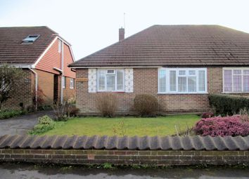 Thumbnail 2 bed semi-detached bungalow for sale in Place House Close, Catisfield, Fareham