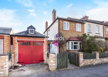Thumbnail 3 bedroom end terrace house for sale in Lenelby Road, Surbiton