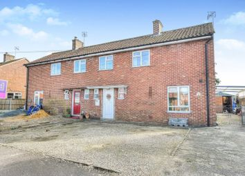 Thumbnail 3 bed semi-detached house for sale in Wier Avenue, Mattishall, Dereham