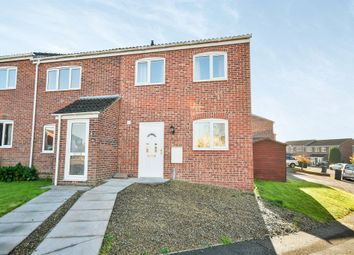 Thumbnail 3 bed end terrace house for sale in Barnes Wallis Close, Bowerhill, Melksham
