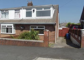 Thumbnail 3 bed semi-detached house for sale in Camberwell Crescent, Wigan, Greater Manchester