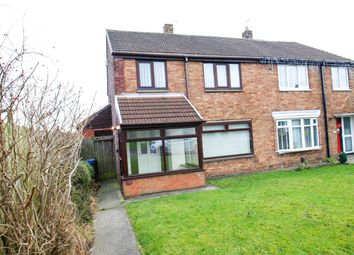 3 bed semi-detached house for sale in Bisley Drive, South Shields NE34