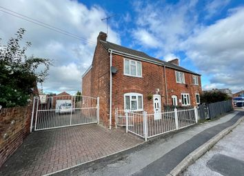 Thumbnail 3 bed semi-detached house for sale in Wall Street, Ripley