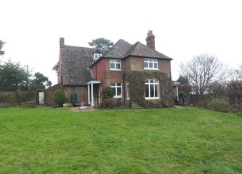 Thumbnail 7 bed detached house to rent in Bower Lane, Eynsford, Dartford