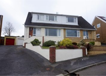 Thumbnail 3 bed semi-detached house for sale in Cleviston Park, Llanelli