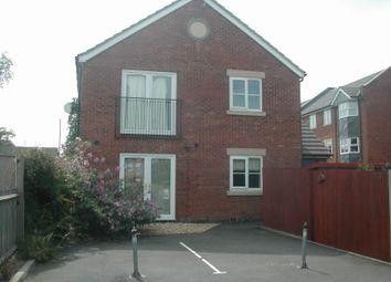 Thumbnail 1 bed flat to rent in Edward Street, Nuneaton