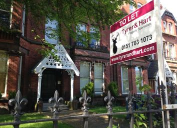 Thumbnail 1 bed flat to rent in Princes Road, Toxteth, Liverpool