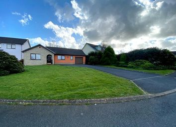 Thumbnail 3 bed detached bungalow for sale in Hywel Way, Pembroke, Pembrokeshire