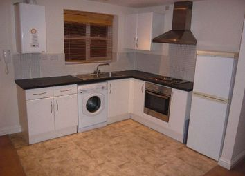 Thumbnail 1 bed flat to rent in Fitzwilliam Street, Central, Peterborough