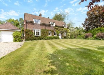 Thumbnail 4 bed detached house for sale in Cross Way, Shawford, Winchester, Hampshire