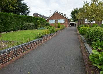 Thumbnail Detached bungalow to rent in Causeway, Darley Abbey, Derby