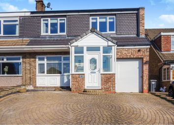 Thumbnail 4 bedroom semi-detached house for sale in Tennyson Avenue, Dukinfield