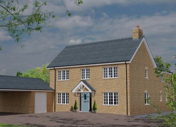 Thumbnail 4 bed detached house for sale in The Stables, Mill Lane, Legbourne
