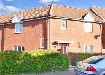 Thumbnail 4 bed semi-detached house for sale in Reams Way, Sittingbourne, Kent