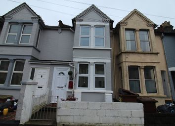 Thumbnail 3 bed terraced house for sale in Rainham Road, Chatham, Kent