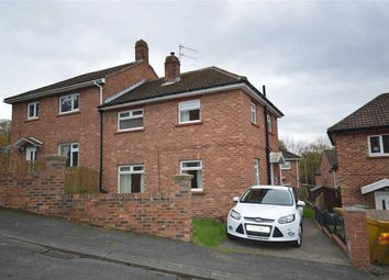 Thumbnail 3 bed semi-detached house for sale in Hadrians Way, Ebchester, Consett