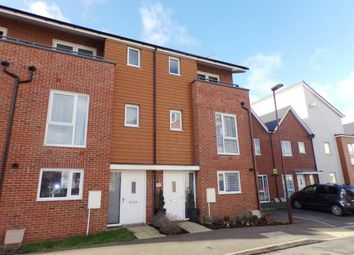 Thumbnail 4 bedroom end terrace house for sale in Knights Crescent, Bletchley, Milton Keynes, Bucks