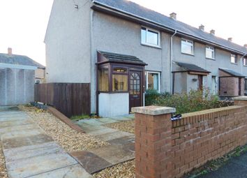 Thumbnail 2 bed end terrace house for sale in 40 Drummond Road, Annan, Dumfries & Galloway