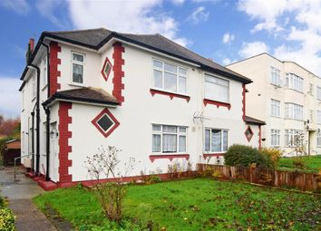 Thumbnail 2 bedroom maisonette for sale in Cumberland Avenue, Hornchurch, Essex