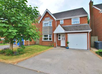 Thumbnail 4 bed detached house for sale in Belfry Way, Edwalton