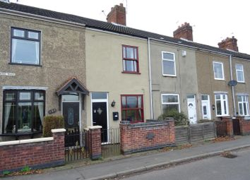 Thumbnail 2 bed terraced house for sale in Richmond Road, Ibstock, Leicestershire