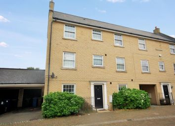 Thumbnail 4 bed semi-detached house to rent in Damselfly Road, Ipswich, Suffolk