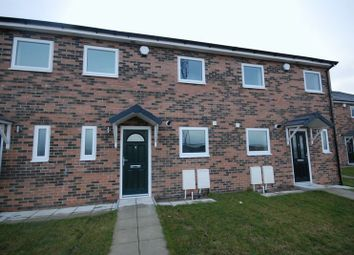Thumbnail 3 bed terraced house for sale in Oakwood Avenue, Newbiggin-By-The-Sea