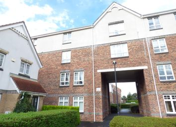 Thumbnail 2 bed flat for sale in Newington Drive, North Shields