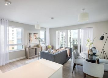 Thumbnail 2 bed flat for sale in K409, The Horizon, Victory Pier, Pearl Lane, Kent
