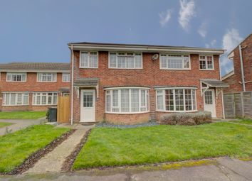 Thumbnail 3 bed semi-detached house for sale in Juxon Close, Chichester