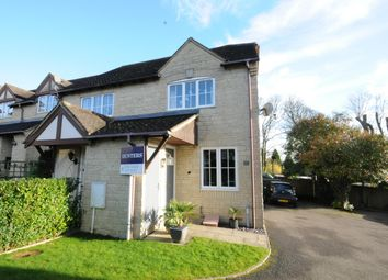 Thumbnail 3 bed end terrace house for sale in Hawk Close, Chalford, Stroud