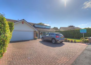 Thumbnail 5 bed detached house for sale in Naples Drive, Newcastle-Under-Lyme